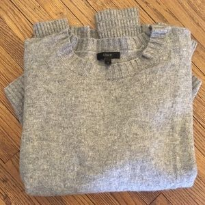J.Crew Black Label | Soft Wool Blend Sweater LARGE